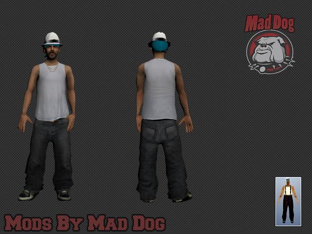 Sfr1 by Mad Dog » SAmods.ru - Моды и новости GTA 5 и GTA SA