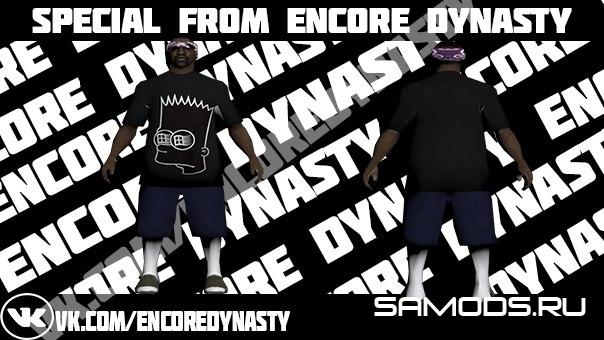 Ballas1 by Encore Dynasty