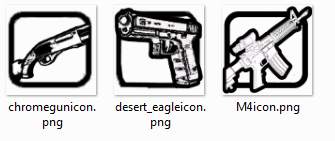 Private icons