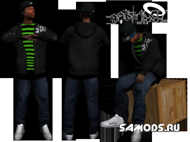 Hoodie Gangster