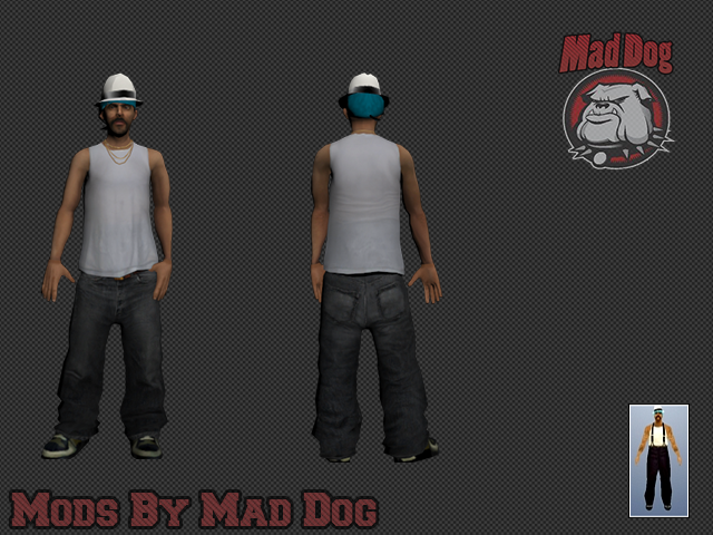 Sfr1 by Mad Dog